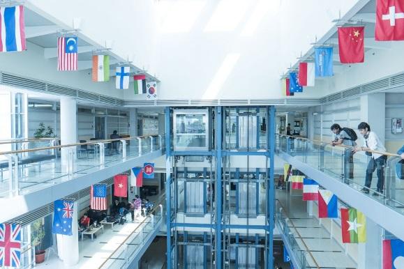 建国国际学院 image