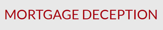 Logo of Mortgage Deception Pty. Ltd.