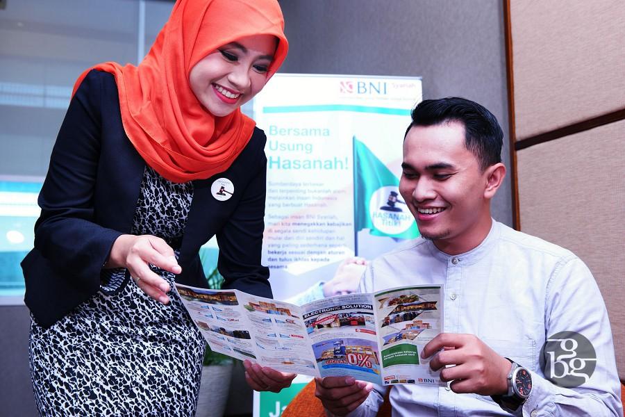 Pictures of BNI Syariah