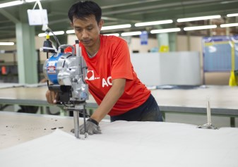 Bbi Opens Latest Apparel One Indonesia Factory