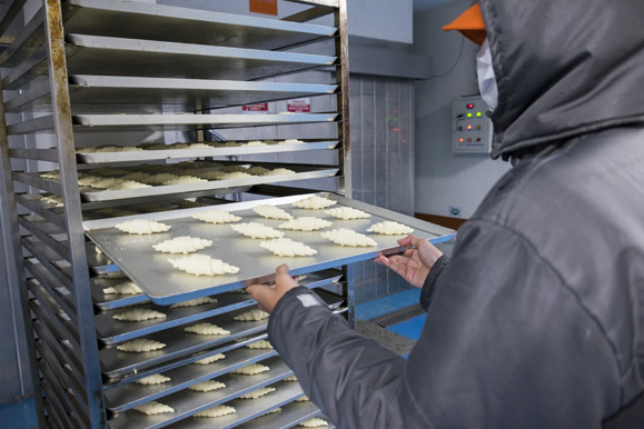 Baked Goods Manufacturing  image