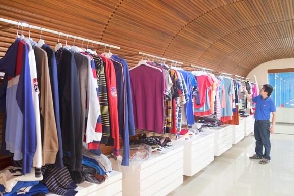 Menswear Garment Manufacturing  image