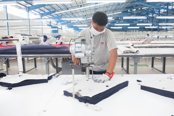 Knitted Garment Manufacturing  image