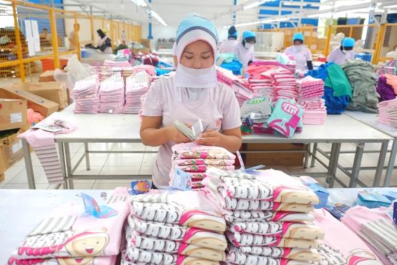 Children's Wear Garment Manufacturing  image