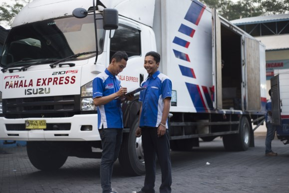 Express Courier Services In Indonesia